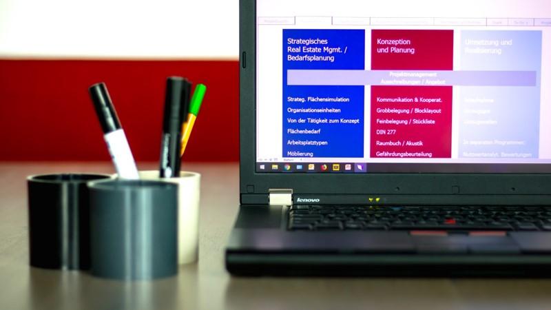 Praxisbeispiel neue Bürokonzepte