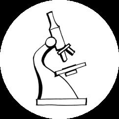 Neue Laborkonzepte Piktogramm